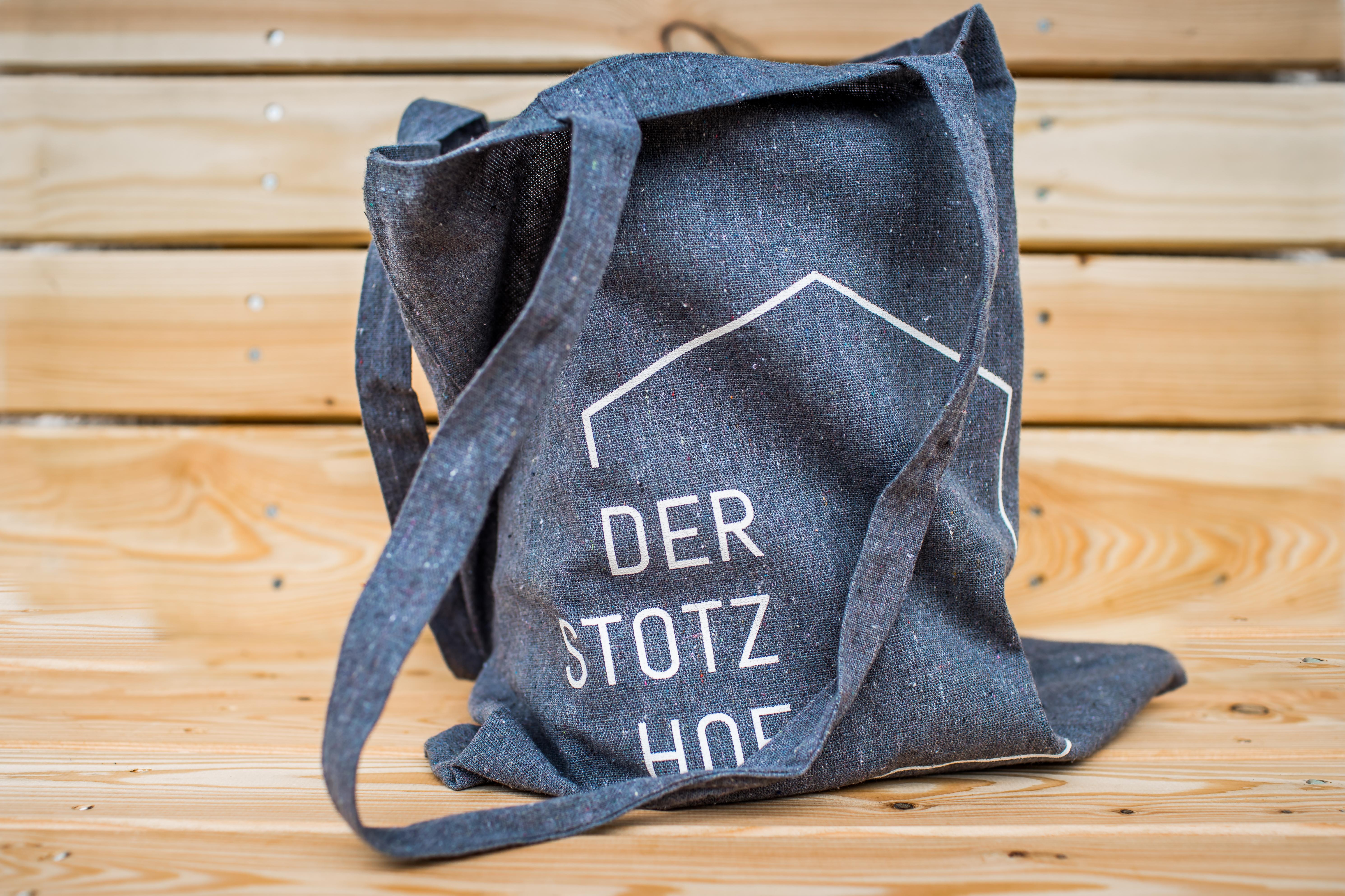 STOTZ HOF Stofftasche aus Recycling
